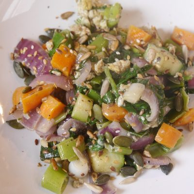 Vegetable Coconut Medley